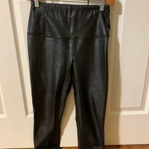 Wilfred Free faux leather pants